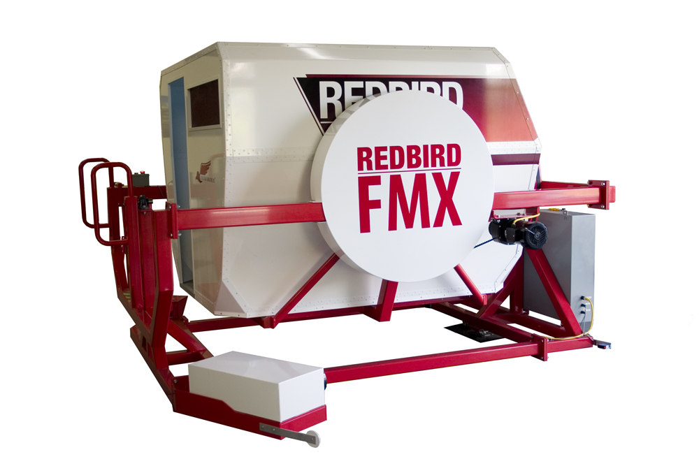 Redbird Flight Simulator – Zone Aviation